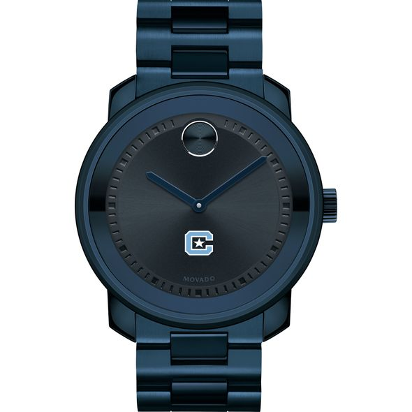 Citadel Men's Movado BOLD Blue Ion with Bracelet - Image 2