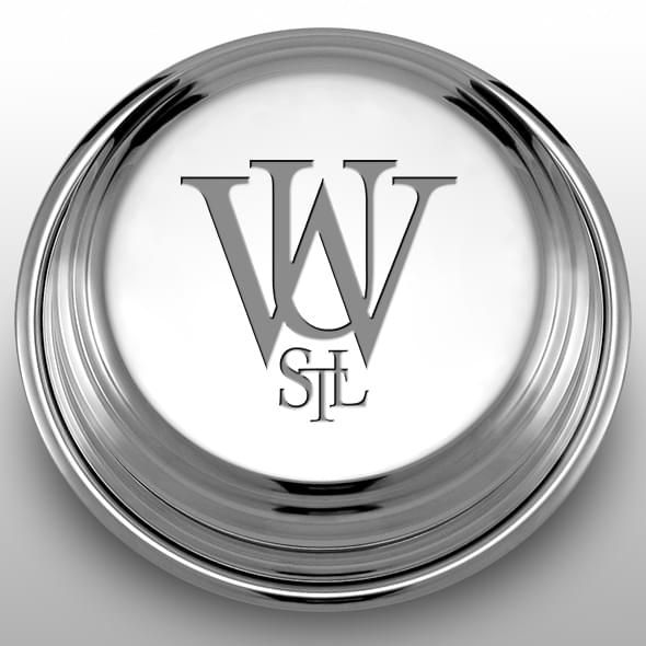 WUSTL Pewter Paperweight - Image 2