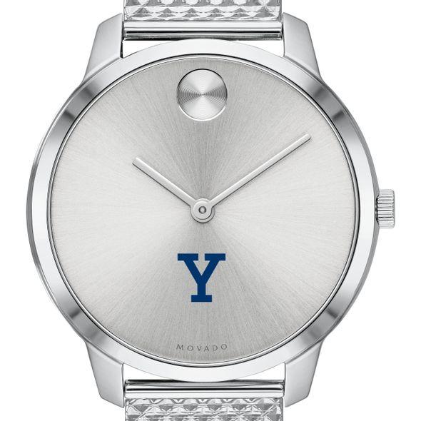 Yale University Women's Movado Stainless Bold 35