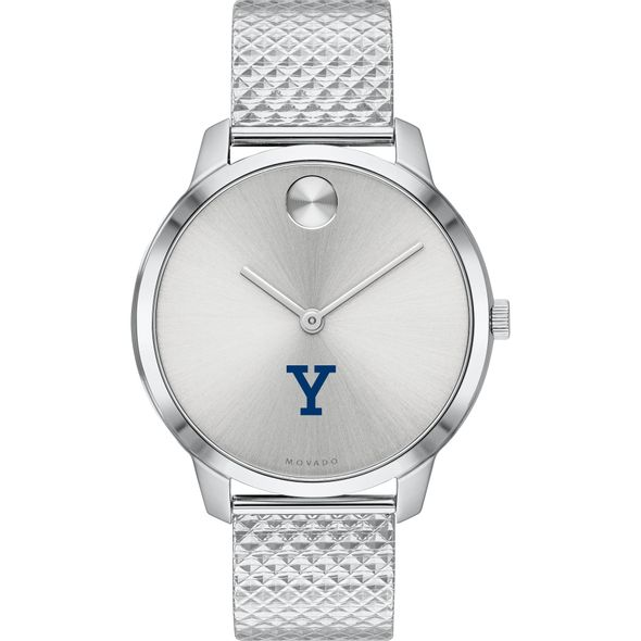 Yale University Women's Movado Stainless Bold 35 - Image 2