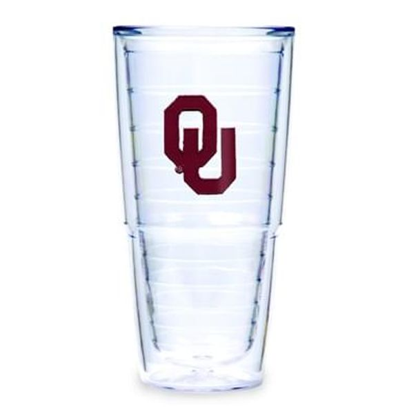 Oklahoma 24 oz Tervis Tumblers - Set of 4 - Image 1