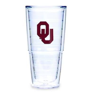 Oklahoma 24 oz Tervis Tumblers - Set of 4