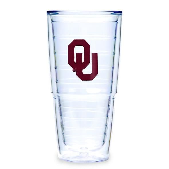 Oklahoma 24 oz Tervis Tumblers - Set of 4 - Image 2