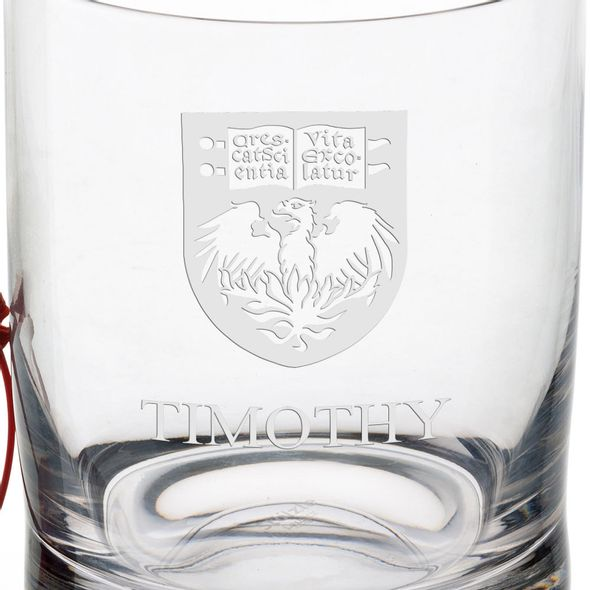 Chicago Tumbler Glasses - Set of 4 - Image 3