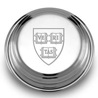 Harvard Pewter Paperweight