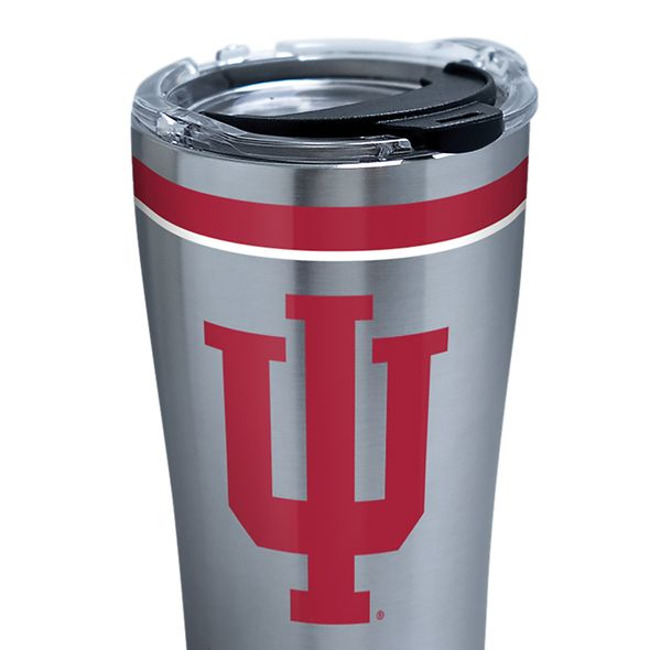 Indiana 20 oz. Stainless Steel Tervis Tumblers with Hammer Lids - Set of 2 - Image 2
