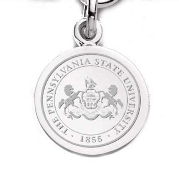 Penn State Sterling Silver Charm