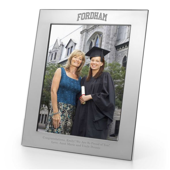 Fordham Polished Pewter 8x10 Picture Frame