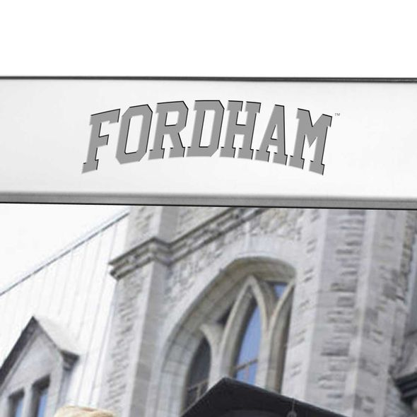Fordham Polished Pewter 8x10 Picture Frame - Image 2