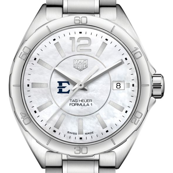 East Tennessee State University Women's TAG Heuer Formula 1 with MOP Dial