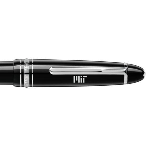 MIT Montblanc Meisterstück LeGrand Ballpoint Pen in Platinum - Image 2