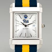 Pitt Collegiate Watch with NATO Strap for Men