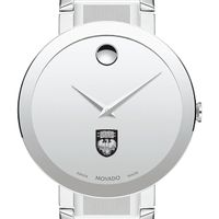 University of Chicago Men's Movado Sapphire Museum with Bracelet