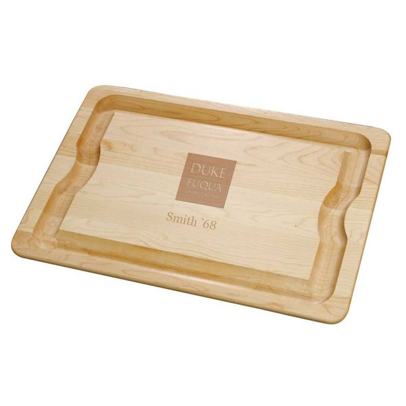 Duke Fuqua Maple Cutting Board