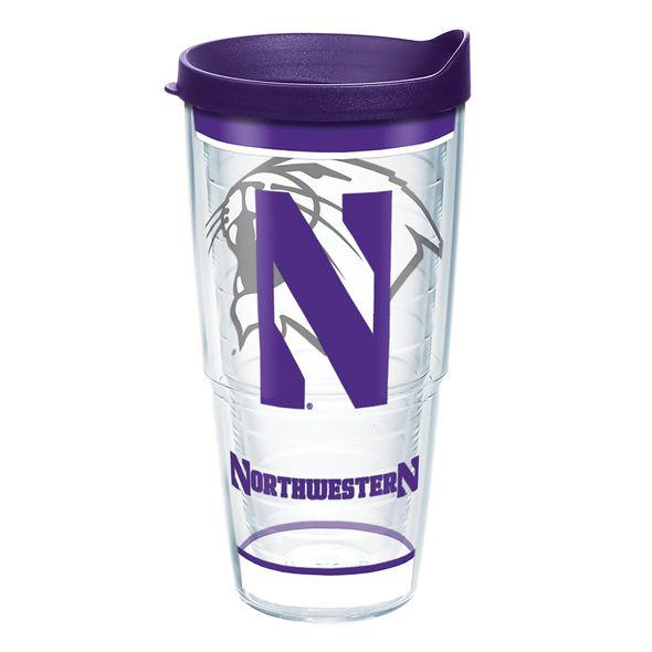 Northwestern 24 oz. Tervis Tumblers - Set of 2
