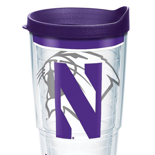 Northwestern 24 oz. Tervis Tumblers - Set of 2 - Image 2