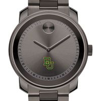 Baylor University Men's Movado BOLD Gunmetal Grey