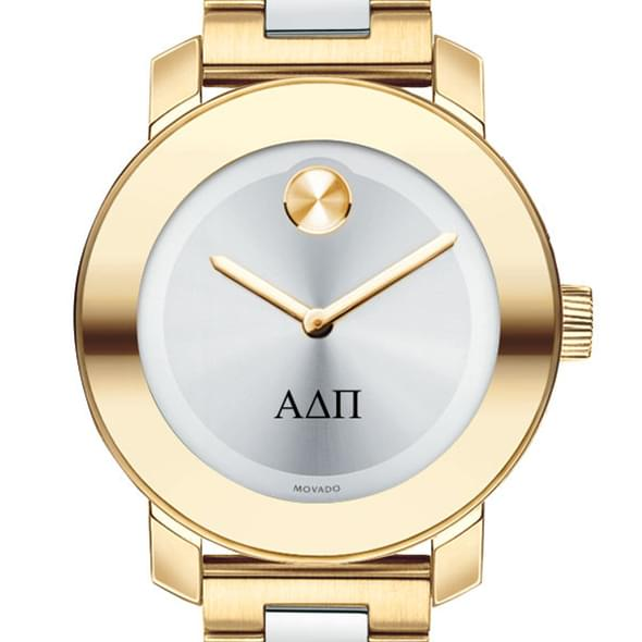 Alpha Delta Pi Women's Movado Two-Tone Bold