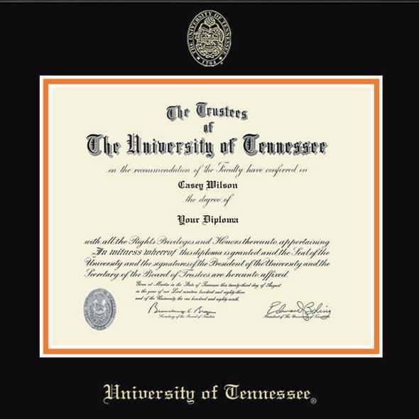 University of Tennessee Diploma Frame, the Fidelitas - Image 2