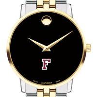 Fordham Men's Movado Two-Tone Museum Classic Bracelet