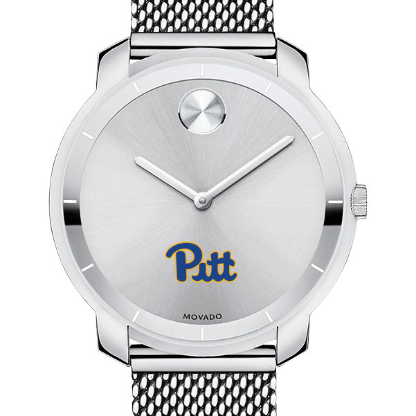 Pittsburgh Women's Movado Stainless Bold 36