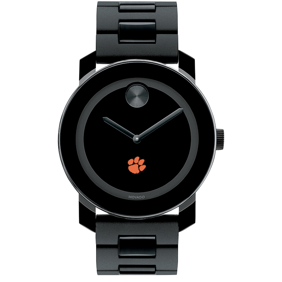 Clemson Men's Movado BOLD with Bracelet - Image 2