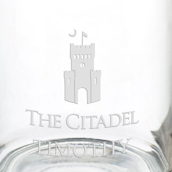 Citadel 13 oz Glass Coffee Mug - Image 3