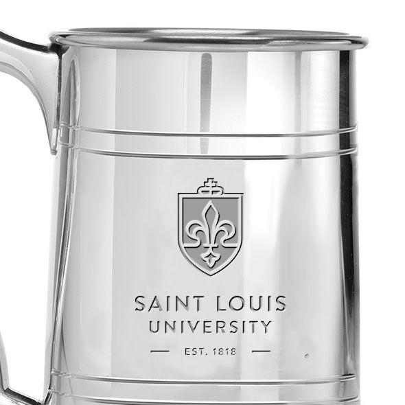 Saint Louis University Pewter Stein - Image 2