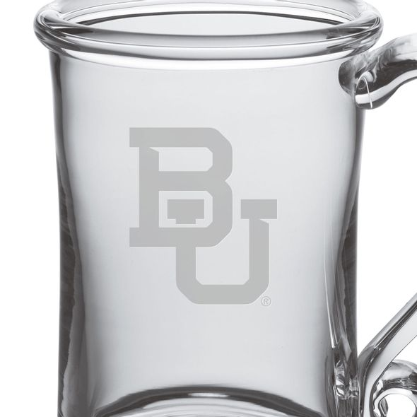 Baylor Glass Tankard by Simon Pearce - Image 2