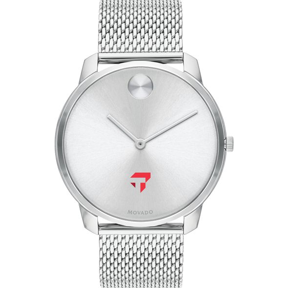 Tepper School of Business Men's Movado Stainless Bold 42 - Image 2