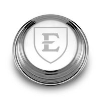 East Tennessee State University Pewter Paperweight