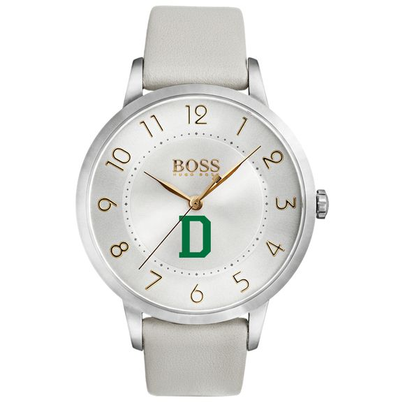 Dartmouth College Women's BOSS White Leather from M.LaHart - Image 2