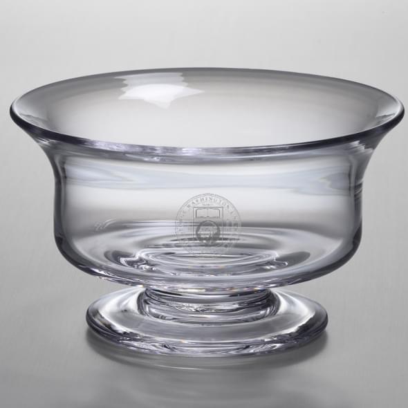 George Washington Small Revere Celebration Bowl by Simon Pearce - Image 2