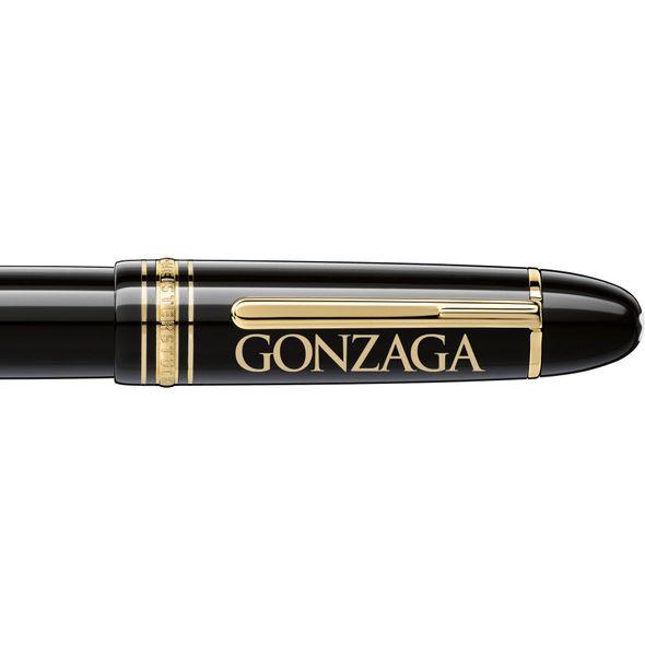 Gonzaga Montblanc Meisterstück 149 Fountain Pen in Gold - Image 2