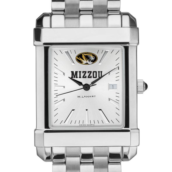University of Missouri Men's Collegiate Watch w/ Bracelet