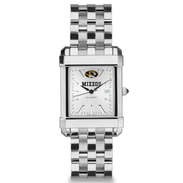 University of Missouri Men's Collegiate Watch w/ Bracelet - Image 2