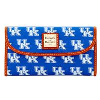 Kentucky Dooney & Bourke Continental Clutch