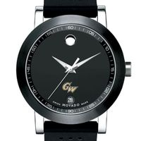 George Washington Men's Movado Museum Sport Rubber Strap