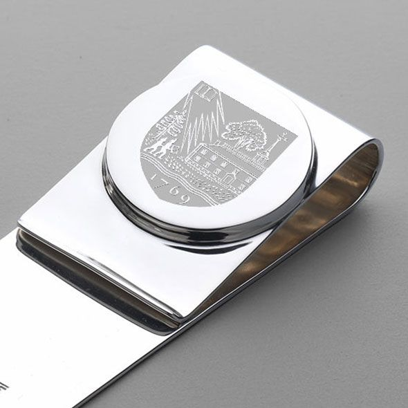 Dartmouth Sterling Silver Money Clip - Image 2
