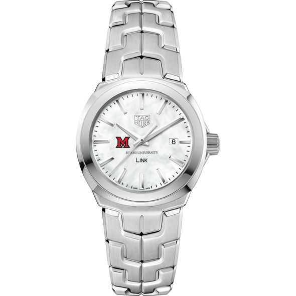 Miami University TAG Heuer LINK for Women - Image 2