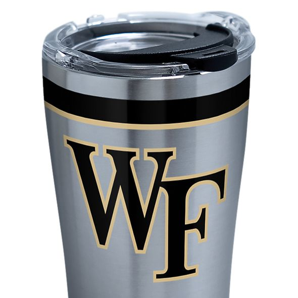 Wake Forest 20 oz. Stainless Steel Tervis Tumblers with Hammer Lids - Set of 2 - Image 2