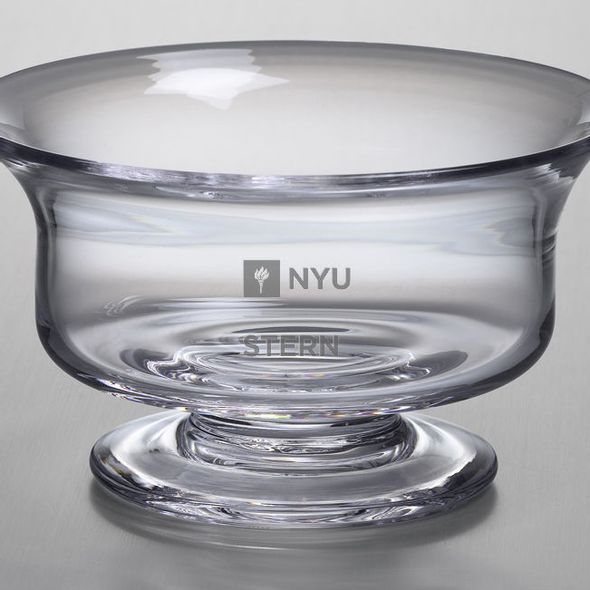NYU Stern Small Revere Celebration Bowl by Simon Pearce - Image 2