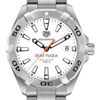 Duke Fuqua Men's TAG Heuer Steel Aquaracer