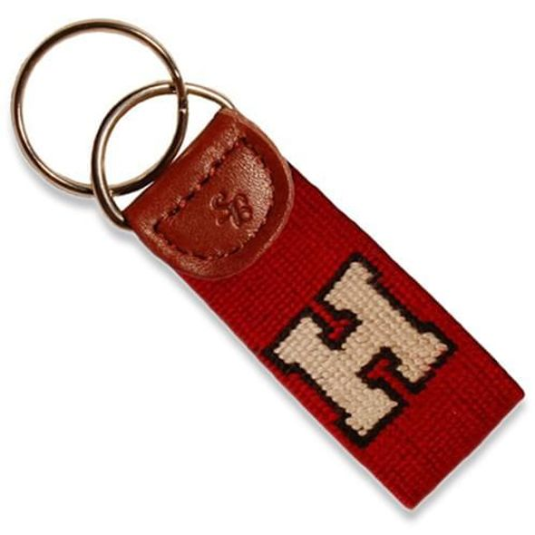 Harvard Cotton Key Fob
