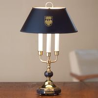University of Chicago Lamp in Brass & Marble