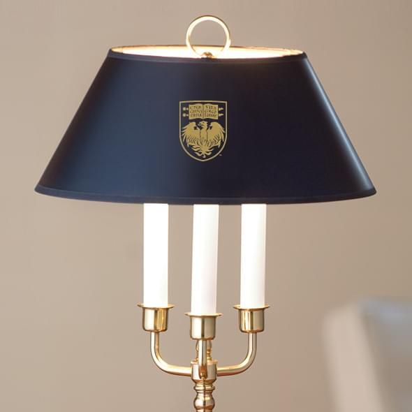 University of Chicago Lamp in Brass & Marble - Image 2