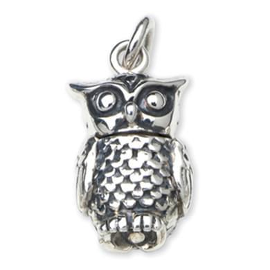 Owl Charm
