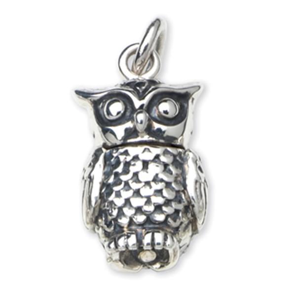 Owl Charm - Image 2