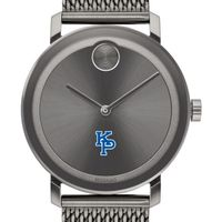 US Merchant Marine Academy Men's Movado BOLD Gunmetal Grey with Mesh Bracelet