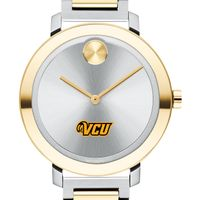 Virginia Commonwealth University Women's Movado Two-Tone Bold 34